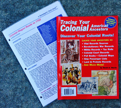 Colonial American Research Bundle