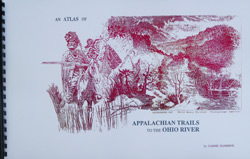 An Atlas of Appalachian Trails to the Ohio River