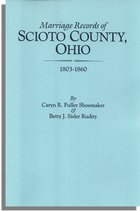 Marriage Records of Scioto County, Ohio, 1803-1860
