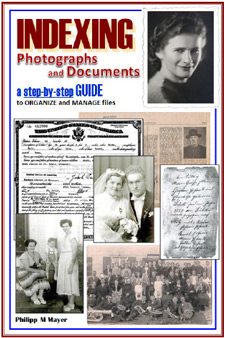 Indexing Photographs and Documents, a step-by-step guide to organize and manage files