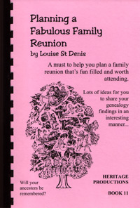 Planning a Fabulous Family Reunion