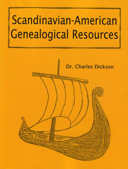Scandinavian-American Genealogical Resources