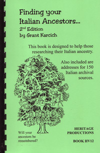 Finding Your Italian Ancestors, 2nd Edition