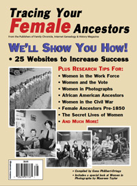 Tracing Your Female Ancestors - PDF eBook