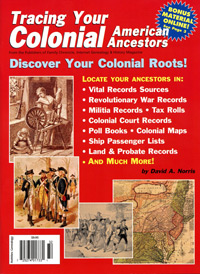 Tracing Your Colonial American Ancestors - PDF eBook