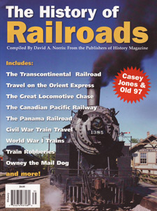 The History of Railroads - PDF eBook