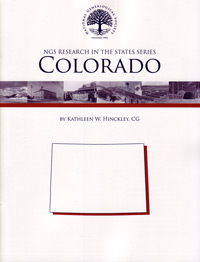 Research in Colorado – NGS Research in the States Series – 2010 Update & Revision