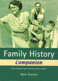 Family History Companion, Fast Forward Your Family History Search