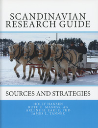 Scandinavian Research Guide: Sources and Strategies