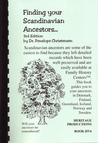 Finding Your Scandinavian Ancestors, 3rd Edition
